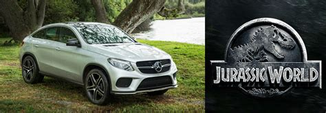 The complete list of Mercedes-Benz vehicles in Jurassic World