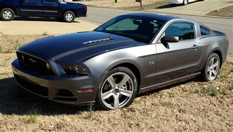 mustang gt coolest sterling grey metallic best color pictures from new