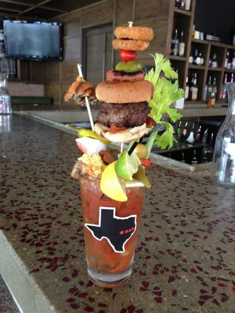restaurants  bars  bloody marys  texas