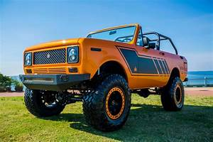 International Scout Restorations By Velocity Restorations In Pensacola