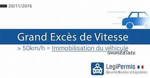 Exces De Vitesse Superieur A 50km H : grand exc s de vitesse et immobilisation du v hicule au 20 11 2016 legipermis ~ Medecine-chirurgie-esthetiques.com Avis de Voitures