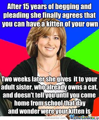 Scumbag Mom Meme - meet my scumbag mother by mollesbrud meme center