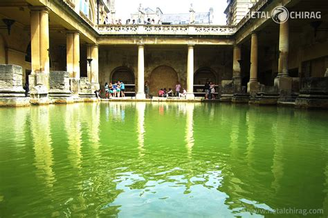 Roman Baths An Incredible Spa Built By The Romans Over