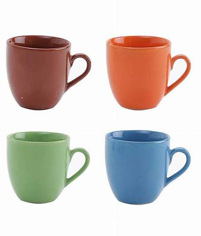 Coffee Ceramic Multi Mugs Kittens