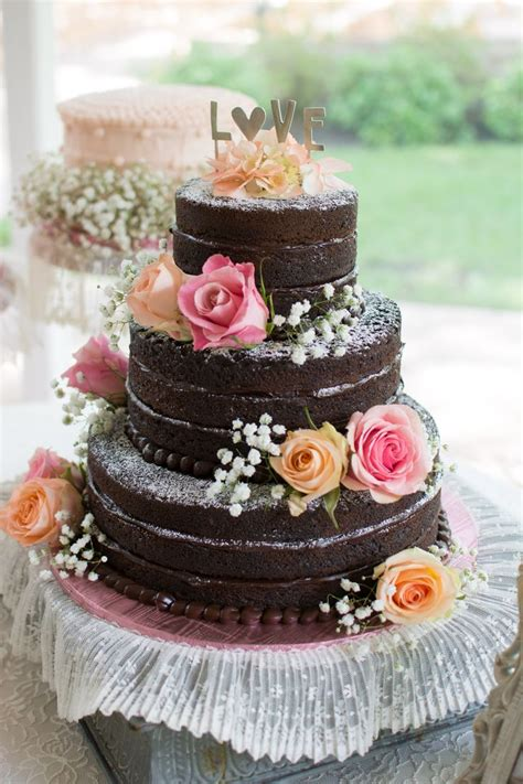 Best 20+ Homemade Wedding Cakes Ideas On Pinterest