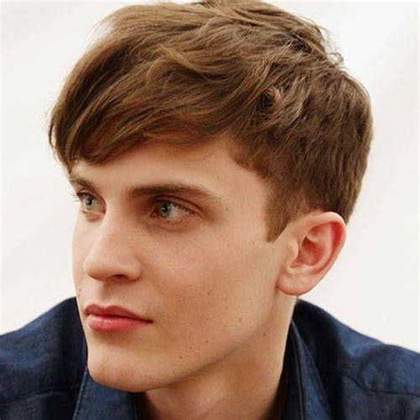 popular boys haircuts  bangs mens hairstyles