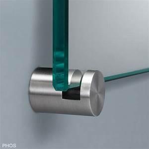 Spiegel Befestigung Wand : spiegelhalter edelstahl cns glashalter und spiegelhalter ~ Orissabook.com Haus und Dekorationen