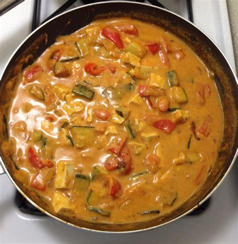 curry recipe thai red tofu curry recipe leafygreengourmet