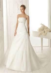 simple a line wedding dress simple a line chiffon wedding dress ipunya