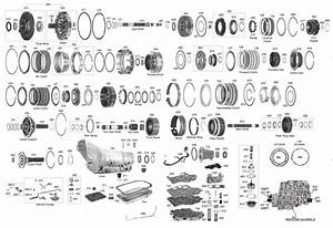 2002 Isuzu Trooper Transmission Diagram