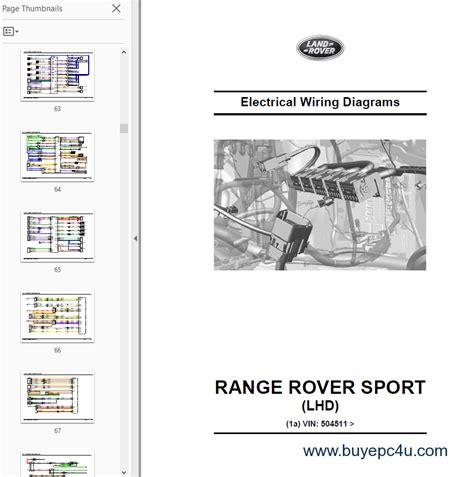 download car manuals pdf free 2010 land rover lr4 interior lighting land rover range rover sport l494 repair manual and diagrams pdf