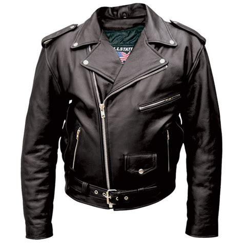 cheap motorcycle leathers allstate leather inc men s black buffalo leather