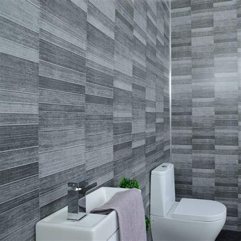 Panel Tiles For Bathrooms by Grey Bathroom Wall Panels Cladding Panels Kitchen