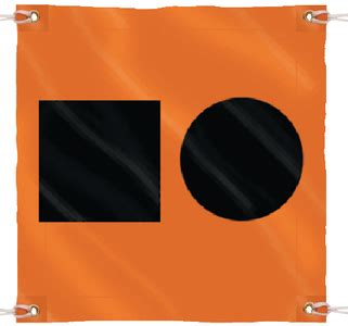 Seachoice Distress Signal Sos Flag 78341 - Boaters Plus