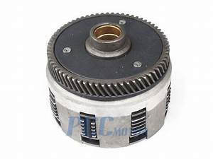 Yamaha Pw80 Pw Bw 80 Clutch Driven Gear Assembly Ct04