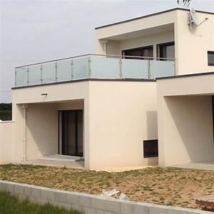 Brise Vue Opaque : brise vue bois et verre ~ Premium-room.com Idées de Décoration