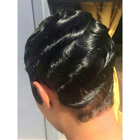 Finger Waves For Black Hairstyles by Finger Waves Black Hairstyles Fade Haircut