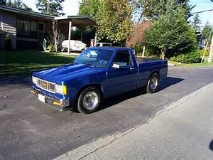 1989 Gmc S15 Pickup 1  4 Mile Trap Speeds 0-60