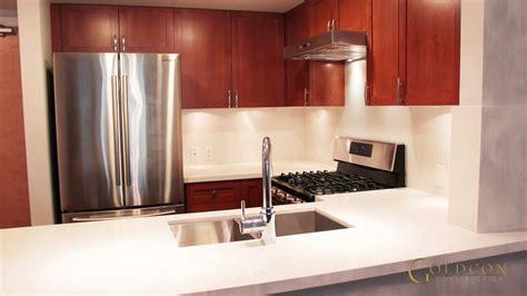 kitchen bathroom condo renovation