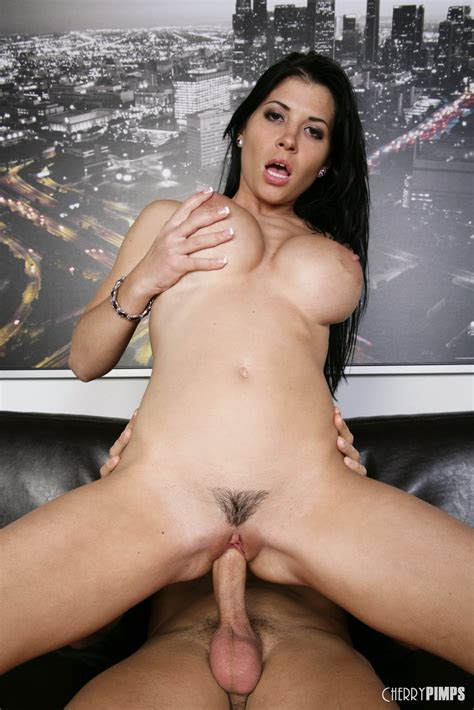 Rebeca Linares Getting Fucked By Handsome Guy On The Couch My Pornstar Book