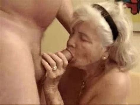 Very Old Granny Finally Drinks My Cum - Free Porn Videos - YouPorn