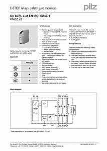 Pilz Safety Relay Wiring Diagram