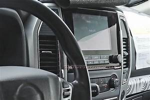 Spy Shots  Nissan Tests 2020 Titan With New Interior