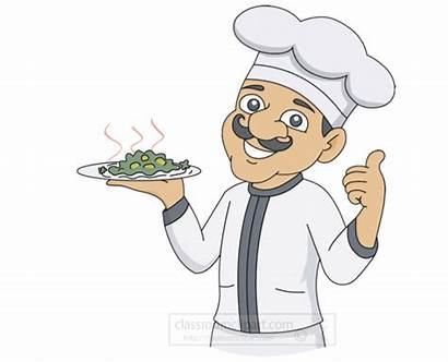 Chef Animation Clipart Animated Animations Clip Transparent