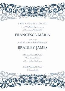 30 free wedding invitations templates free wedding With wedding invitation outlook template