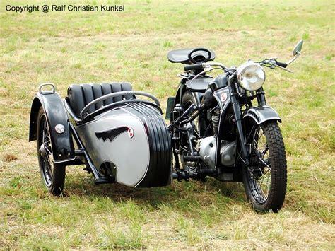 motorrad mit beiwagen emw r35 3 mit beiwagen motorrad fotografiert zum