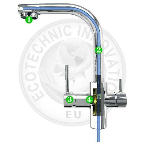 robinet pour osmoseur cuisine robinet mitigeur 3 voies forum mf chrome pour flux