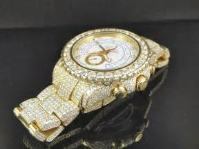 Most Expensive Rolex Watches Gold with Diamond