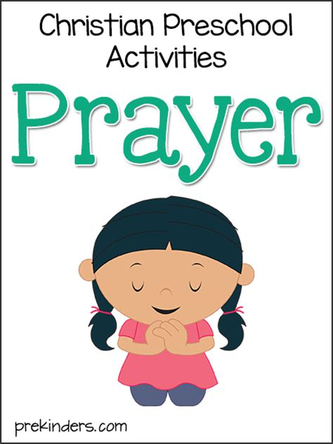 prayer christian preschool activities prekinders 550 | prayer christian preschool