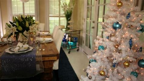 haute hanukkah decorating ideas hgtv