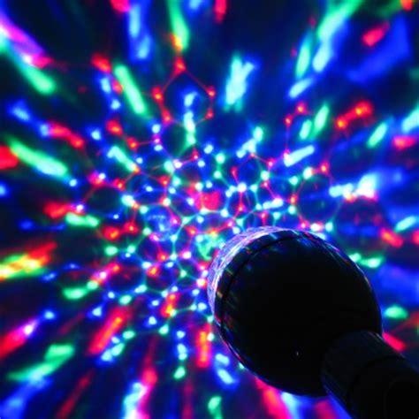 Sound Reactive Disco Bulb
