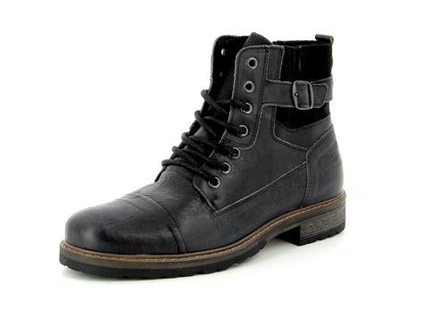 Boots Bottines Bull Boxer 285 Noir