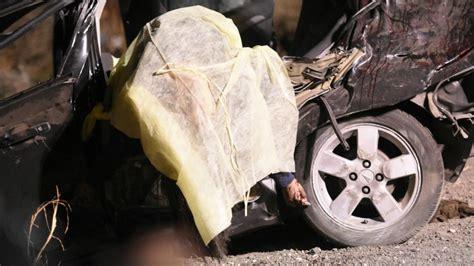 nino de  anos  conducia  pontiac causa accidente