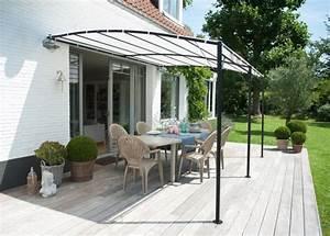 Tonnelle Terrasse : comment fabriquer une pergola bioclimatique ~ Melissatoandfro.com Idées de Décoration