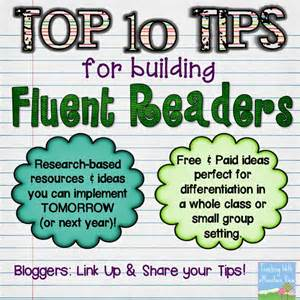 Teaching Reading Fluency Strategies