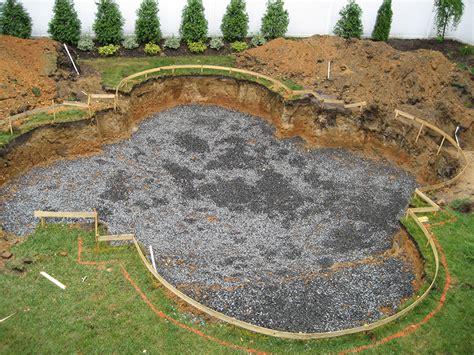 Gunite Pool Construction Process  Landi Pools & Games