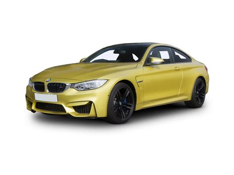 Bmw M4 Coupe M4 2dr Business Lease