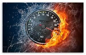 Speedometer Fast 4K HD Desktop Wallpaper For 4K Ultra HD