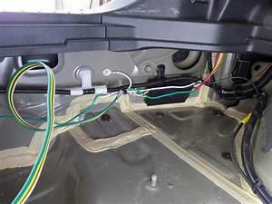 2010 Toyota Matrix Custom Fit Vehicle Wiring