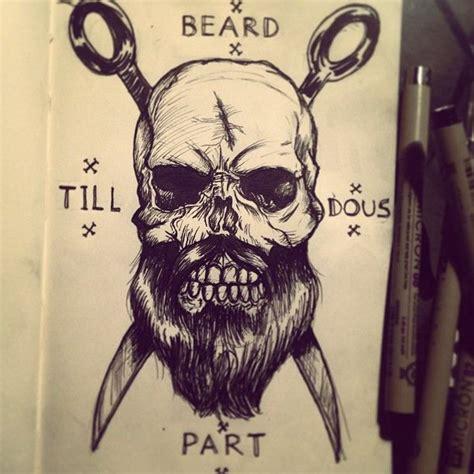 88 Best Skull Beards Images On Pinterest