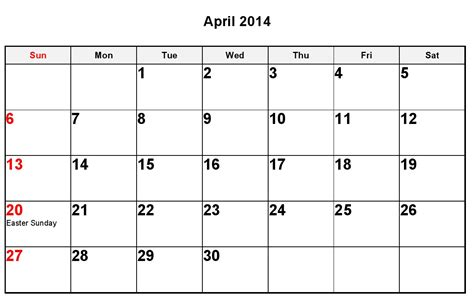 2014 Monthly Calendar Printable Pdf Pictures To Pin On