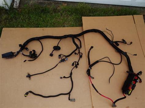 Yj Wiring Harnes by Find Jeep Wrangler Yj 2 5l Engine Wiring Harness 1991 Oem