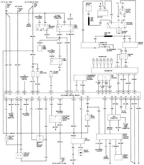 94 S10 22 Wiring Schematic by Repair Guides Wiring Diagrams Wiring Diagrams