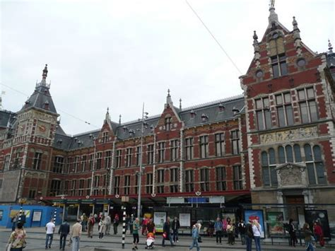 central railway station amsterdam photo