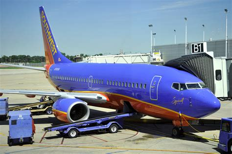 southwest airlines  winglet