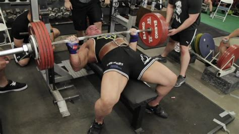 How Much Could Bruce Bench Press by How Much Ya Bench Building A Bigger Bench Press Ft